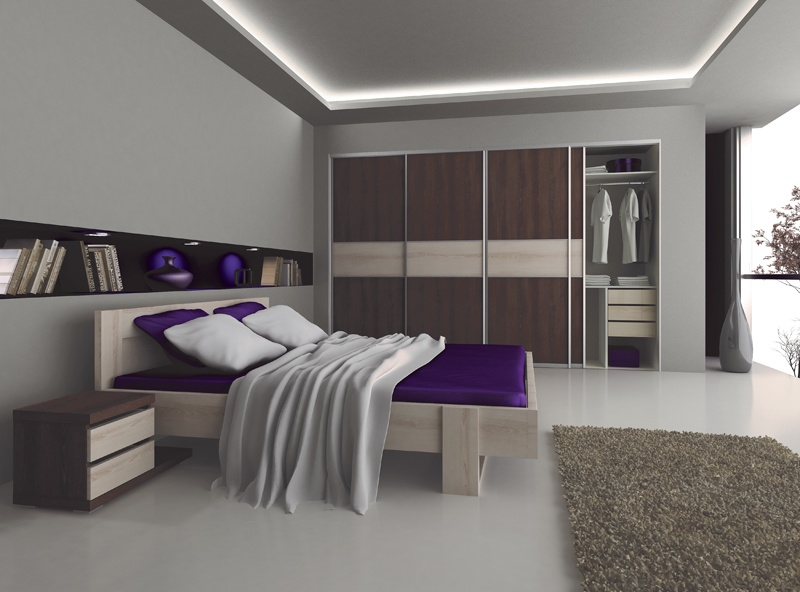 A Wardrobe Can Occupy A Whole Surface Of A Bedroom Wall, Fit Snugly Into  The Recess Or Be Placed In The Corner Of A Room. We Are Versatile In Our  Design And ...