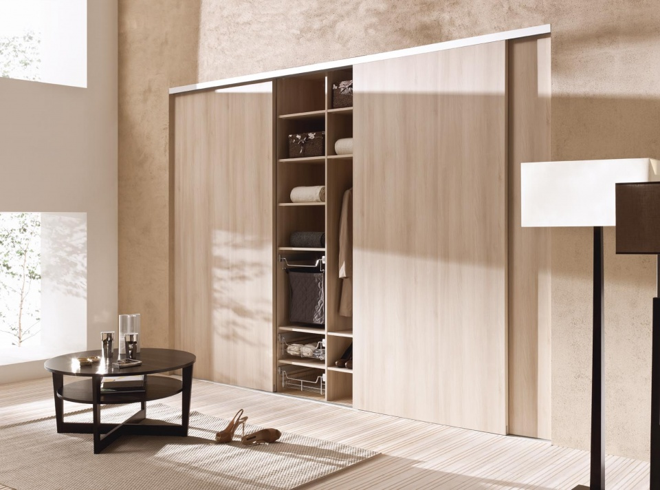 Sliding Wardrobe doors & Sliding Wardrobe doors Komandor - sliding door systems furniture ...
