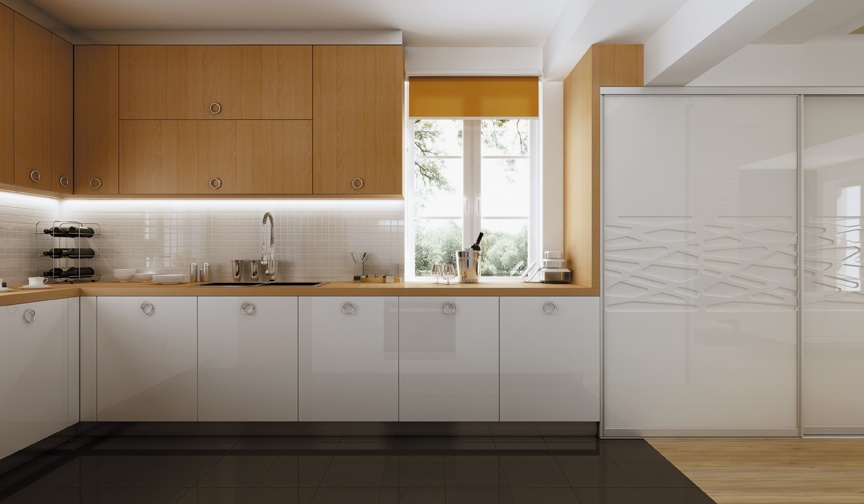The Well Arranged Kitchen Contains 5 Spheres: Food Storage, Meal  Preparation, Kitchen Utensils And Gadgets, Cutlery And Crockery Cupboards,  ...